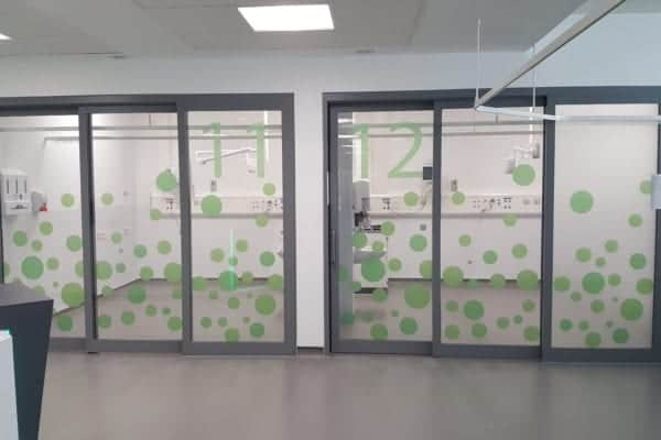 Decorative Window Film Bespoke Design