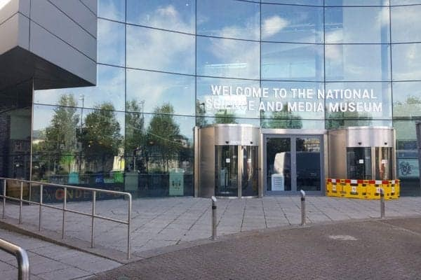 Solar Window Film applied to National Science & Media Museum, Bradford.