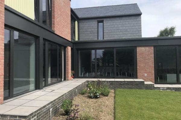 IMG 2986 600x400 - 3M Prestige 70 Solar Film Fitted to Residential Property in Buckinghamshire