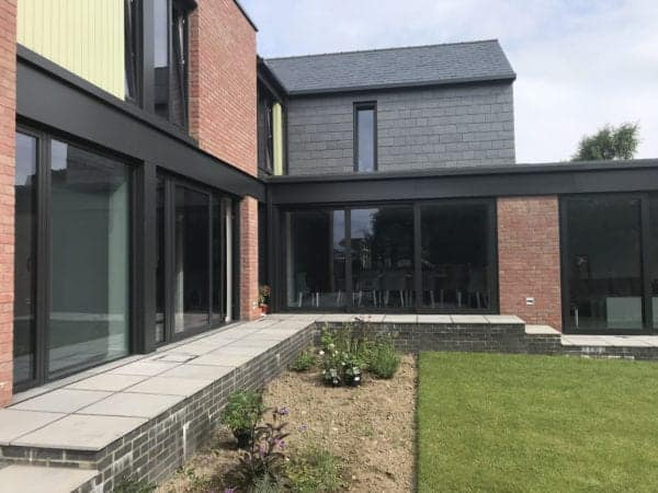 IMG 2986 600x450 - 3M Prestige 70 Solar Film Fitted to Residential Property in Buckinghamshire