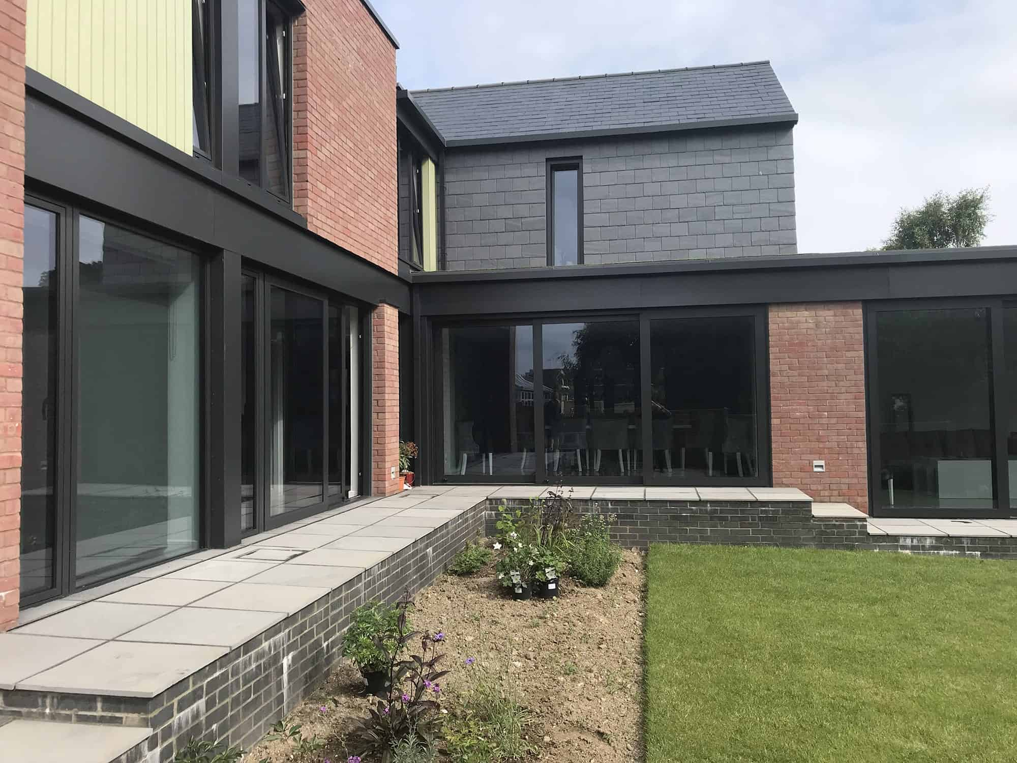 3M Prestige 70 Solar Film Fitted to Residential Property in Buckinghamshire